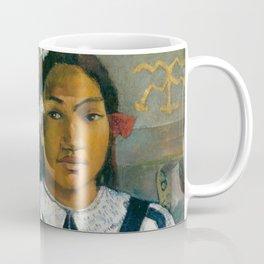 The Ancestors of Tehamana by Paul Gauguin Coffee Mug