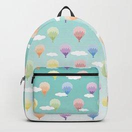 Hot Balloon Festival Backpack