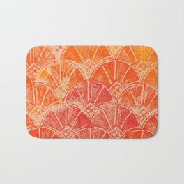 Warm Sun Set Bath Mat