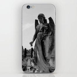 Cemetery #3 iPhone Skin