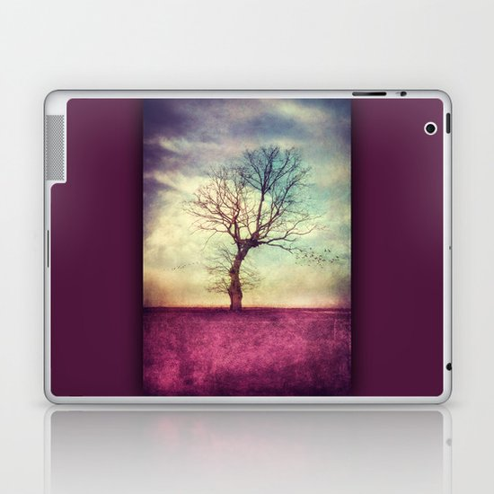 ATMOSPHERIC TREE Laptop & iPad Skin