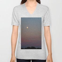 Moon Colors Unisex V-Neck