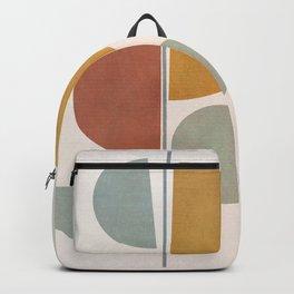 Geometrica Flor  Backpack