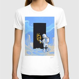 Happy In Space T-shirt