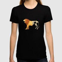 Lion Life-Death T-shirt