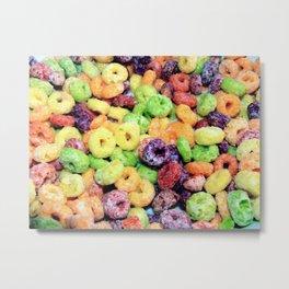 Fruity Loops Metal Print