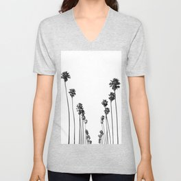 Palm Trees 8 Unisex V-Neck