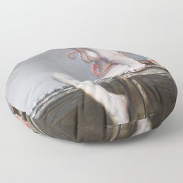 Encephalopoda Floor Pillow