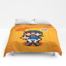 Earthbound & Down Comforters
