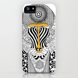 Mandrill Syndrome iPhone Case