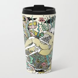 You in Everything Metal Travel Mug