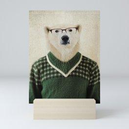 Spencer Bear Mini Art Print