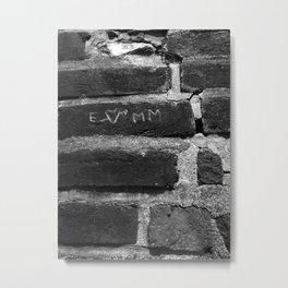 Young Love Metal Print
