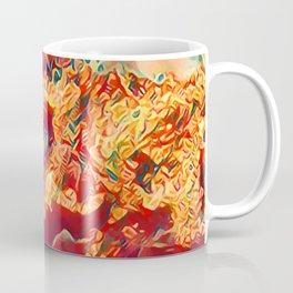 Death Stranding with Fire Coffee Mug