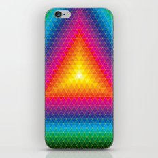 Triangle Of Life iPhone & iPod Skin