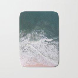Beaches and Cream Bath Mat