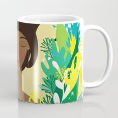 That first cup of coffee feeling Mug