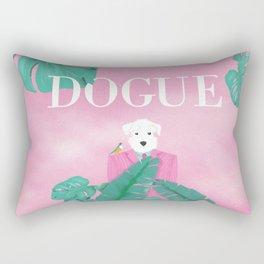 Dogue - Palms Rectangular Pillow