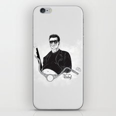 Heroes - The Man iPhone & iPod Skin