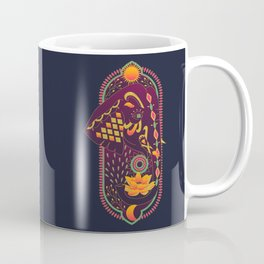 Lotus Elephant Coffee Mug