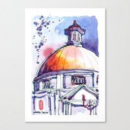 20160827-7 GPIB Canvas Print