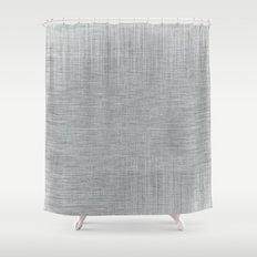 pale blue minimal hatching home goods pattern shower curtain