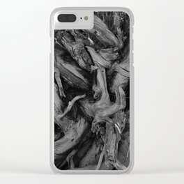 Root Mania Clear iPhone Case