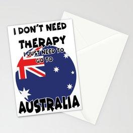 Australia Stationery Cards
