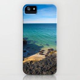 Skarðsvik Beach I iPhone Case