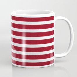 USA flag - Painterly impressionism Coffee Mug