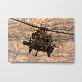 108 HH60 Pave Hawk Metal Print