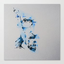 Splaaash Series - Breaking Dad Ink Canvas Print