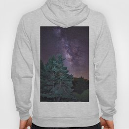 Milkyway at the mountains. Saggitarius and Rho Ophiuchus Hoody