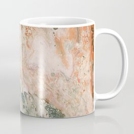 Cloudy Marsh Coffee Mug