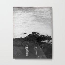 Beyond the Sea Metal Print