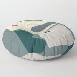 // Shape study #21 Floor Pillow