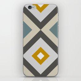 Mid West Geometric 04 iPhone Skin