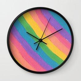 Unicorn Pride Wall Clock