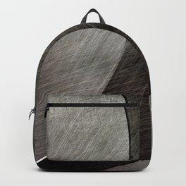 Rough Heavy Metal Backpack