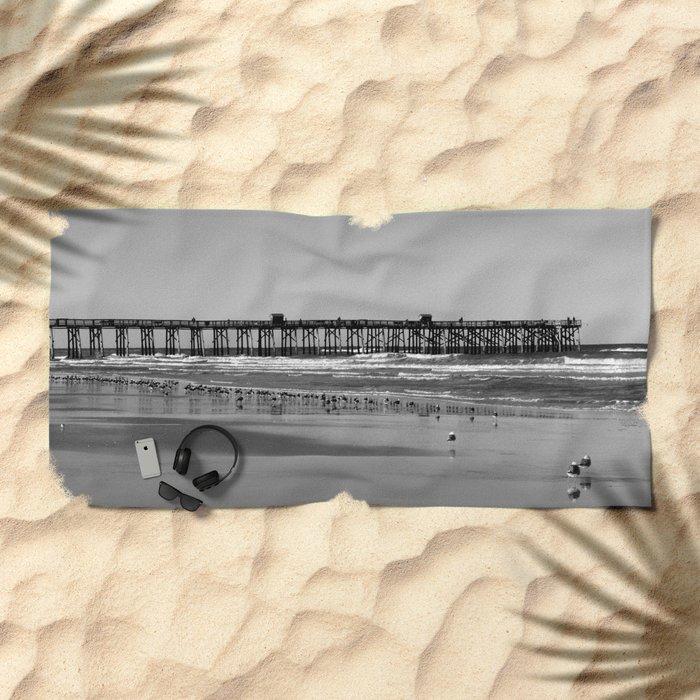 Grand Delusions Beach Towel