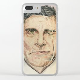 Sticky Business Clear iPhone Case