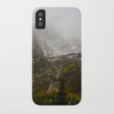 A Valley in the Tetons iPhone X Slim Case