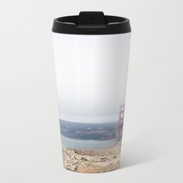 Golden Gate Blur Travel Mug