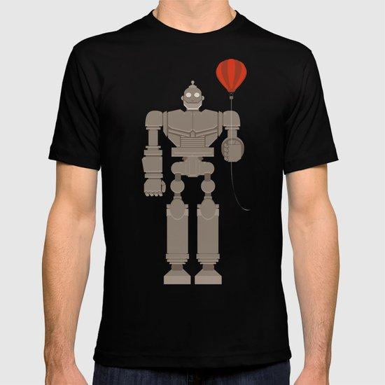 The Robot and The Balloon T-shirt