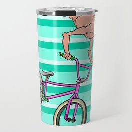 BMX Freestyle Travel Mug