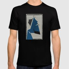 Thelonious Monk Black Mens Fitted Tee MEDIUM