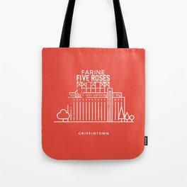 Griffintown, Montréal (Qc) Tote Bag