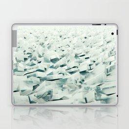 Frozen Shore Laptop & iPad Skin