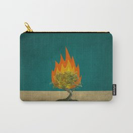 Exodus 3:2 Carry-All Pouch