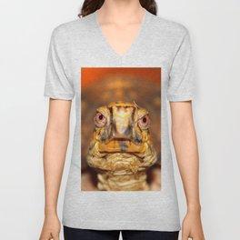 Flo the Turtle Unisex V-Neck